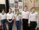 Участники второго слёта школьных слесничеств
